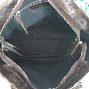 Balenciaga Bags - Auth Balenciaga Motocross Classic City Toile Bag!